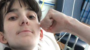 17-jähriger YouTube-Star Sir Kipsta stirbt nach Herz-OP