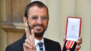 "Zum Ritter geschlagen: Ringo Starr darf sich ""Sir"" nennen!"