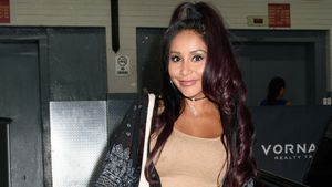 90s-Girl! Hier rockt Snooki zu den Backstreet Boys ab