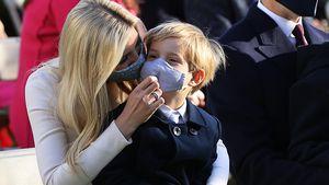 Ivanka Trump knallt mit Surfbrett an den Kopf ihres Sohnes