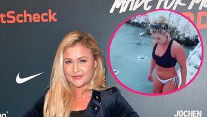 Sophia Thiel zeigt sich im Bikini: So schwer fiel es ihr!