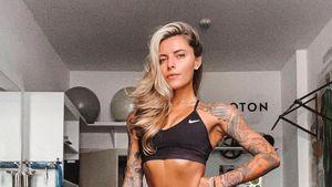 Plus zehn Kilo: So kam Sophia Thomalla zum Kraftsport