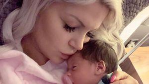Sieben Wochen Mama-Glück: Sophia Vegas schwärmt von Amanda!