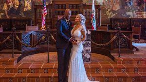 """""""Geliebter Ehemann"""": Sophia Vegas feiert Hochzeitsmonat"""