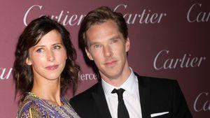 Benedikt Cumberbatch: Hat Sophie eine Babykugel?
