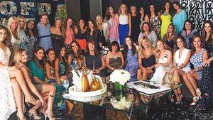 Total happy: Stacy Keibler feiert große Baby-Party