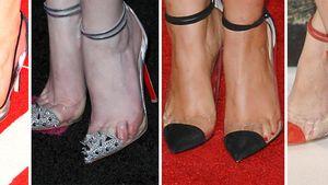 Schmerzender Star-Trend: Die neuen PVC Heels!