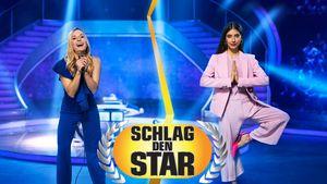 """Überraschend! """"Schlag den Star""""-Damen feiern Müllabfuhr-Game"""