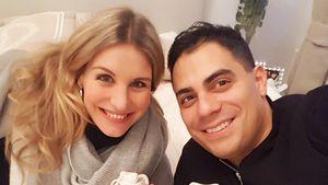 Stefanie Schanzleh & Silva Gonzalez: Baby Ella endlich da!
