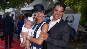 Silva & Steffis Baby mit nur sechs Monaten bei Promi-Event!