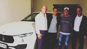 Nach Rolex: Pietro gönnt sich nun Luxus-Karre Nummer 2!