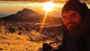 Steffen Henssler am Kilimanjaro