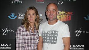 Steffi Graf & Andre Agassi sind ein Dream-Team