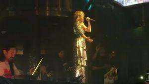 """""""Titanic""""-Song: So cool flippt Céline Dion auf der Bühne aus"""