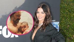 """""""Heißer Papa und süßes Baby"""": Jenna Dewan teilt intimes Foto"""