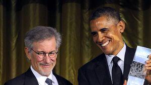 Planen Obama und Spielberg wirklich eine gemeinsame Serie?