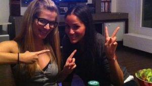 X Factor-Raffaela und GZSZ-Susan sind Freundinnen