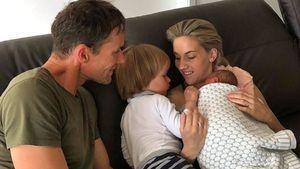 Baby-News: Sven Hannawald ist zum dritten Mal Papa geworden!