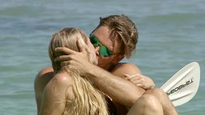 """Bachelor in Paradise""-Pics: Hier knutscht Johannes Haller!"