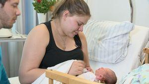 Wollny-Baby: Celina-Sophie kommt mehr nach Papa!