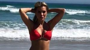 Immer heißer: Sylvie Meis als bombastisches Baywatch-Babe!