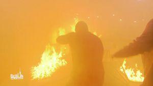 Echtes Feuer am Set: So gefährlich war BTN-Inferno wirklich!