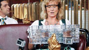 RTL2 Rekord-Show: Mit Maßkrügen in der Achterbahn
