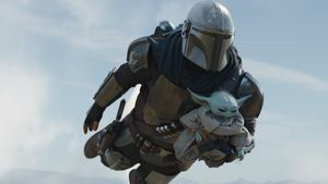 """Star Wars""-Comeback: Jedi-Ikone im ""The Mandalorian""-Finale"