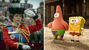 """""""The Crown"""" und Spongebob: Die Netflix-Hits im November!"""