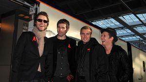 Alkohol-Verbot für Robbie und Mark von Take That