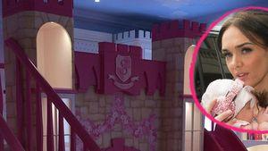 Tamara Ecclestone: Baby-Burg für ihre Prinzessin