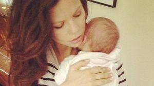Endlich! PLL-Tammin Sursok zeigt ihr süßes Baby