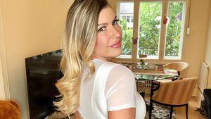 Wie geht Playmate Tanja Brockmann mit Schwanger-Kilos um?