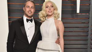 """Taylor Kinney und Lady Gaga bei der """"Vanity Fair Oscar Partty"""" 2016"""