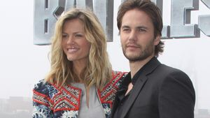 Taylor Kitsch und Brooklyn Decker