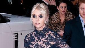 Taylor Momsen ganz elegant auf der NY Fashion Week