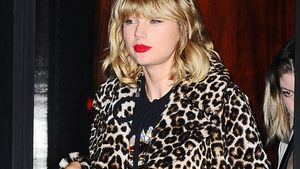 "Taylor Swift vor dem ""Carbone""-Restaurant in New York"