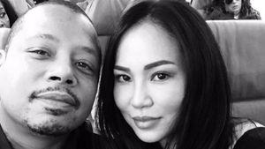 Von wegen Ehe-Aus: Terrence Howard und seine Mira sind happy