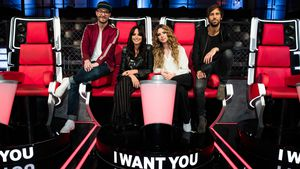 """The Voice Kids""-Flirt bei Mark & Larissa? Nena gibt Segen"