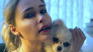 Theresia Fischers Hund ist Ersatz für fehlende Elternliebe
