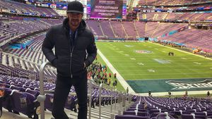 Thomas Hayo verrät: So war es beim Super Bowl wirklich!