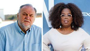 Thomas Markle: Nutzte Oprah Winfrey Harry und Meghan aus?