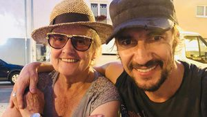 Nach GNTM-Aus: Thomas Hayo genießt Zeit mit seiner Mama!
