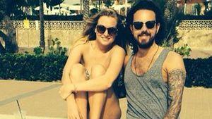Mallorca Love Story: Tim Niesel herzt sein Mädchen