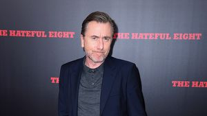 "Tim Roth bei der New York Premiere von ""The Hateful Eight"""