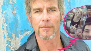 GZSZ-Selfie mit Tim Williams: Kommt Kurt zurück?