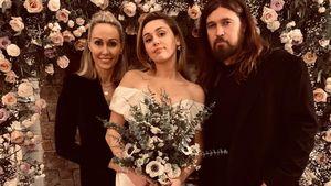 Mit 26 im Wohnzimmer: Miley Cyrus heiratete wie ihre Eltern!