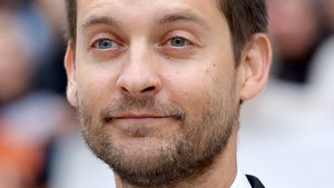 "Tobey Maguire beim ""Toronto International Film Festival"" im September 2014"