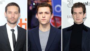 """Tobey und Andrew in neuem """"Spider-Man""""? Das weiß Tom Holland"""