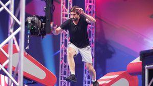 """Spontan-Einsatz: So lief es für Tom Beck bei """"Ninja Warrior"""""""